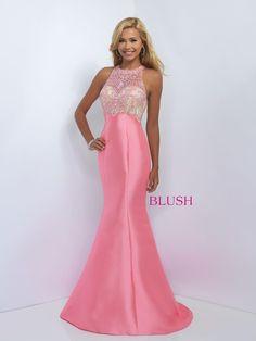 Blush Prom 11093