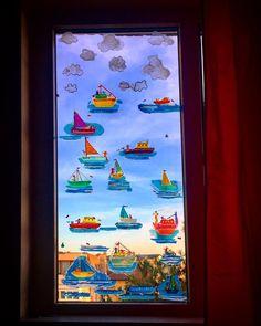"Andreea Opris on Instagram: ""#terryrunyan ♥️ #terryrunyanillustration #windowpainting #windowpaint #stainedglass #stainedglasswindow #stainedglasswindows #cella"" Window, Interiors, Painting, Instagram, Art, Art Background, Windows, Painting Art, Kunst"
