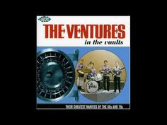 """Duane Eddy & The Ventures """"I Fought The Law"""". Originally by Sonny Curtis for The Crickets. Rock N Roll Music, Rock And Roll, Summertime Music, The Time Tunnel, Duane Eddy, The Ventures, Jim Reeves, Famous Singers, Music Mix"""
