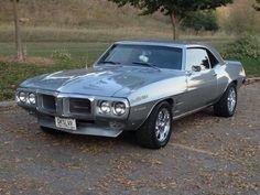 '69 Firebird