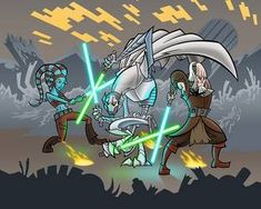 Star Wars: Clone Wars Wallpaper by MCBreton on DeviantArt