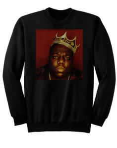 The Notorious Big Sweatshirt | Plus Size Tee Shirts $32