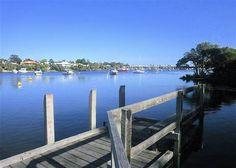 Jetty, Rossmoyne, Perth, Western Australia Australia House, Western Australia, Australia Travel, Easy To Love, World Leaders, Homeland, Perth, Great Places, Swan
