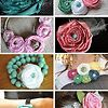crochet flowers galore! How to do just about anything fabric flower