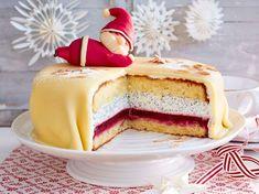 Unser beliebtes Rezept für Mohn-Marzipan-Torte mit Nikolaus und mehr als 55.000 weitere kostenlose Rezepte auf LECKER.de.