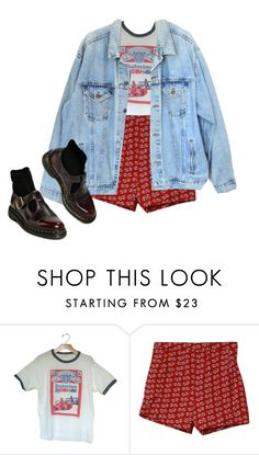 """""""Untitled #958"""" by headshapes ❤ liked on Polyvore featuring Levi's, women's clothing, women's fashion, women, female, woman, misses and juniors"""