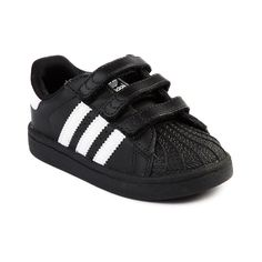 Shop for Toddler Adidas Superstar Athletic Shoe in Black White at Journeys  Kidz. Shop today