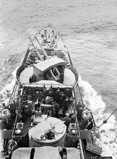 HMS Kelvin (F37) K-class Destroyer!