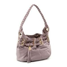 Michael Kors Braided Grommet Medium Shoulder Bag, Wisteria (Apparel)   http://postteenageliving.com/amazon.php?p=B0043H0QRI boo it's out of stock