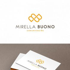 Mirella Buono (MB) - Â¡Surprise me with an ingenious logo for my personal branding!