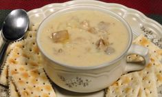 Tim's Clam Chowder | What's For Dinner