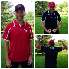 Campus Celebrity Kerry Pease is ready for game season in his EWU Adidas Sideline Polo. $65.00