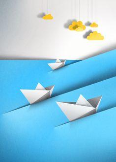 eiko ojala: recortes de papel