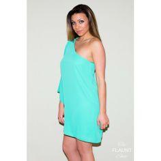 Cassandra Dress (Jade green)