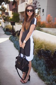 How to turn a too-small dress into a chic new frock