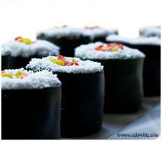 mini sushi cakes 2