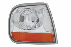 01-04 FORD F-SERIES PICKUP PARK/SIGNAL LAMP PASSANGER SIDE #AftermarketProducts