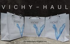 The Rainbow Lady: My favorite HAUL - It's from VICHY