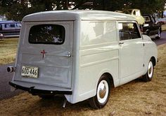 Crosley Ambulance....for small people I guess.....
