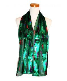 02b6bded0aba6 Christmas Tree Christmas Scarf By Green-1755 CZ187HUZ99A. Buy Christmas  TreeChristmas ScarfStyle FashionFashion OutfitsWomens ...