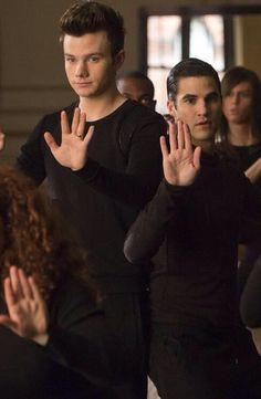 Klaine  #BlaineAnderson  #KurtHummel #Glee #klaine