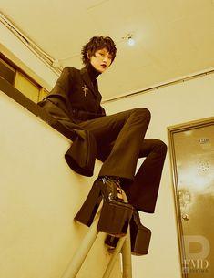 Fashion Foto, Look Fashion, Korean Fashion, 80s Punk Fashion, Queer Fashion, Androgynous Fashion, Japanese Street Fashion, Tokyo Fashion, 2000s Fashion