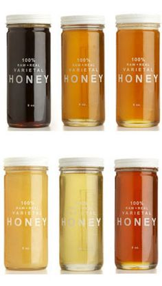 Need present ideas for a food-lover? Here are some of our favorite gift-worthy edibles, from single-origin honey to a clever hexagonal spice set.