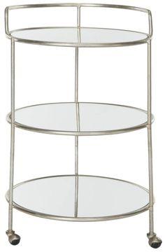 Dulcinea Bar Cart - Safavieh - $236 - domino.com
