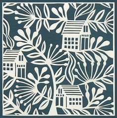 unwavering archival print of an original papercut by swallowfield on Etsy,  @Jennifer Judd-Mcgee