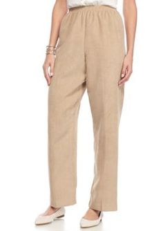 Alfred Dunner  Twilight Point Cord Medium Pant