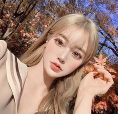 Ulzzang Korean Girl, Cute Korean Girl, Kylie Jenner Photoshoot, Japonese Girl, Korean Hair Color, Light Makeup Looks, Korean Beauty Girls, Korean Makeup Look, Pretty Asian Girl