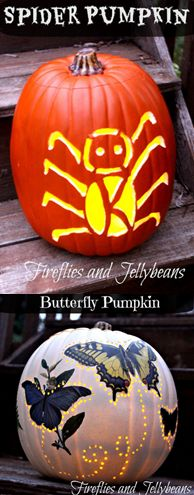 Two Easy DIY Pumpkin Ideas by @Fawnda Norman #MPumpkins