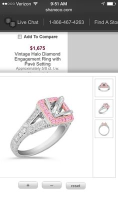 Vintage setting I would like for my diamond