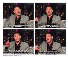 Jon Bernthal, Shane, The Walking Dead