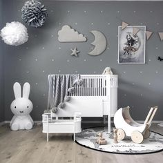 @themodernnursery: Oh the beauty This is my inspiration for the new baby's nursery [from Instagram]