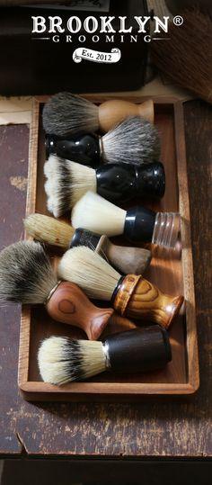 Shaving Brush Obsessed Men's Shaving, Shaving & Grooming, Beard Grooming, Beard Maintenance, Barbershop Ideas, Pre Shave, Hair Tonic, Hair Pomade, Beard Balm