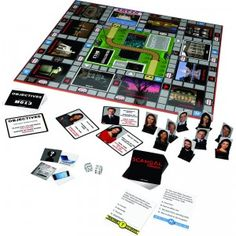 Scandal the Game comes with more than 200 trivia cards to test fan's knowledge of the Scandal TV series.