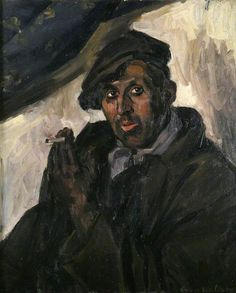 Evan Walters, a Welsh Miner, 1930 South Wales, Wales Uk, Gcse Art, Welsh, Dark Art, Contemporary Artists, Les Oeuvres, Art Gallery, Illustration Art
