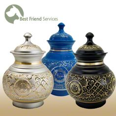 Engraved Series Pet Urns