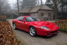 Ferrari 550 Type:Maranello Bouwjaar:1997
