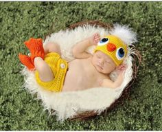 14NEW Born Baby Crochet Knit Costume Clothes Girl Boy Photo Photography Prop Hat | eBay