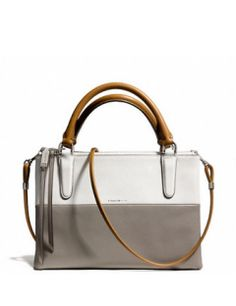 My bag!  The Borough Colorblock