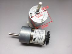36.00$  Watch now - http://aliljf.shopchina.info/1/go.php?t=32810506113 - 1pcs new original motor for IRobot Braava 380 380t 381 320 mint 5200c 5200 4200 4215 original wheel motors Vacuum Cleaner Parts  #magazineonline