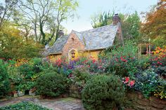 Front Yard - Enjoy Color All Season - Southernliving. Cathy Adams admits she was…
