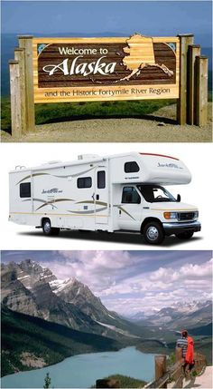 Alaska family vacation will be better in a Motorhome or RV.  Renting a RV is the best way to travel in Alaska.  Read this article for tips on how to make the most of your Alaskan motorhome trip.