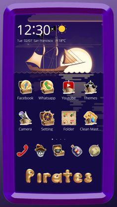 #pirate #treasure #gadget