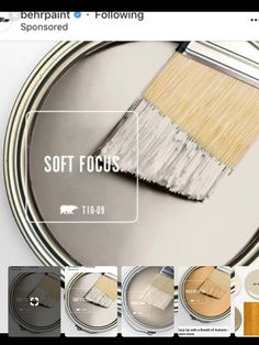 Behr Paint Colors, Paint Color Schemes, Room Paint Colors, Interior Paint Colors, Paint Colors For Home, Wall Colors, House Colors, Painting Tips, House Painting