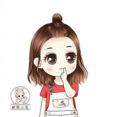 Chibi Anime, Kawaii Chibi, Cute Chibi, Kawaii Anime Girl, Anime Art Girl, Cute Couple Cartoon, Girl Cartoon, Cute Cartoon, Cartoon Art