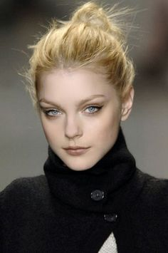 jessica stam white hair - Google Search