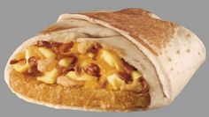 Taco Bell Gives a Limited Launch to its A.M. Crunchwrap #breakfast #pancakes trendhunter.com